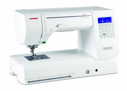 Šivalni in quilting stroj JANOME MEMORY CRAFT 8200 QC 73