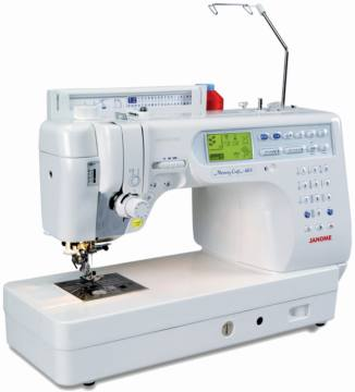 Šivalni in quilting stroj JANOME MEMORY CRAFT 6600 PROFESSIONAL 109